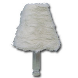 """Astro Pneumatic 3"""" 100% Cotton Tapered Buff AST3059-05"""