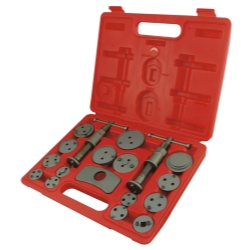 Astro Pneumatic 18 Piece Brake Caliper Wind Back Tool Set AST78618