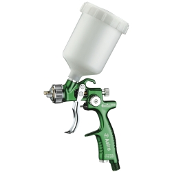 Astro Pneumatic EuroPro Forged HVLP Touch Up Gun with 1.0mm Nozzle and Plastic Cup ASTEUROHVT1