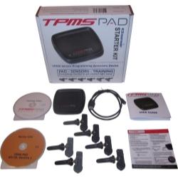 Bartec USA WRTPAD2 TPMS PAD Starter Kit w/sensors - BATWRTPAD2