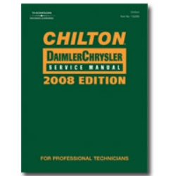 Chilton Chrysler 2008 Service Manual CHN142204