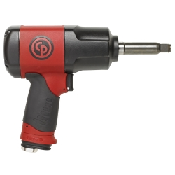 "Chicago Pneumatic 1/2"" Drive Composite Impact Wrench with 2"" Extension CPT7748-2"
