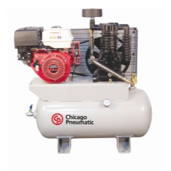 Air Compressors - Chicago Pneumatic w/Honda 2-Stage Gas Diven Motor | Model: CPTRCP-1330G