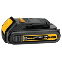 Dewalt Tools 20V MAX Li-Ion Compact Battery Pack (1.5 Ah) DWTDCB201