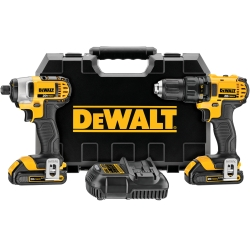 Dewalt DCK280C2 - DW-TDCK280C2
