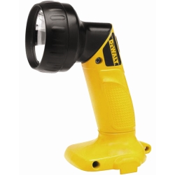DeWalt Tools Heavy Duty 12 Volt Cordless Pivoting Head Flashlight DWTDW904