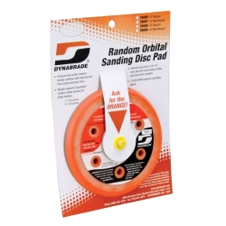 "Dynabrade Products 6"" Vacuum Orbital Sanding Pad-Hook DYB76012"