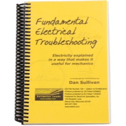 Electronic Specialties Fundamental Electrical Troubleshooting Book ESI182