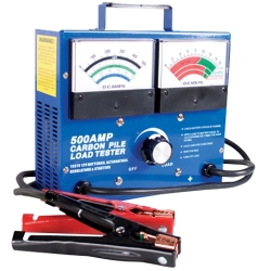 FJC Inc 500 Amp Carbon Pile Battery Tester FJC45115