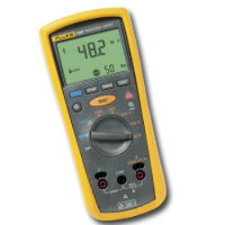Fluke Insulation Resistance Tester for Hybrid FLU1507