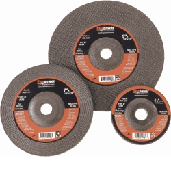 "Firepower 4"" x 1/4"" x 5/8"" Type 27 Depressed Center Grinding Wheel, 5 per Pack FPW1423-2187"