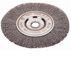 "Firepower 4"" Crimped Wire Wheel Brush 1/2"" Width FPW1423-2327"