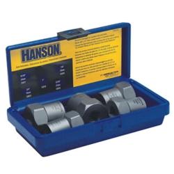 Hanson 5 Piece Lugnut Specialty Set HAN54125