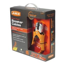 Hopkins 4 Gauge 20ft Juice Booster Cables with Cinch-Lock HPKBC0860