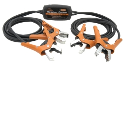 Hopkins 16 Ft 6 Gauge Juice Booster Cable With Safeguard