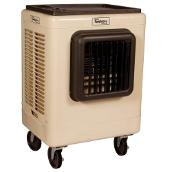 "Impco Air Coolers 10"" Metal Mobile Evaporative Cooler 2,000 CFM IPCSPM20"