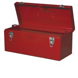 "International Tool Box 21"" Metal Hand Tool Box ITBHBB-2100RD"