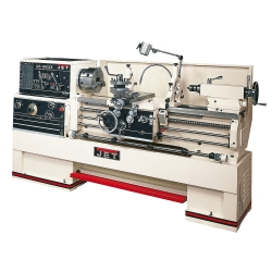 Jet Tools GH-1660ZX Large Spindle Bore Lathe JET321940