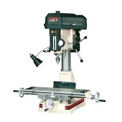 Jet Tools JMD-15 Mill/Drill Machine, 1HP, 115/230V JET350017