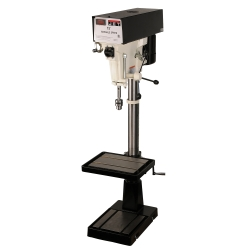 "Jet Tools J-A5816 15"" Variable Speed Floor Drill Press, 1 HP, 115-230V, 1 PH JET354550"