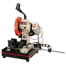 Jet Tools J-F225 Manual Bench Cold Saw, 225mm 1 HP, 115V, 1 PH JET414220