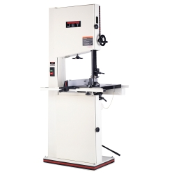 "Jet Tools 18"" Metal/Wood Vertical Bandsaw, 1HP, 115/230V, 1Ph JET414418"