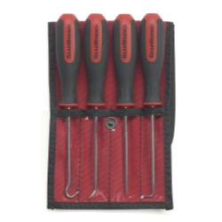KD Tools 4 Piece Mini Hook and Pick Set KDT84040