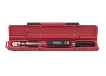"KD Tools 3/8"" Drive 10-100ft/lbs Electronic Torque Wrench with Angle KDT85073"
