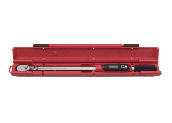 "KD Tools 1/2"" Drive 25-250 ft lbs Electronic Torque Wrench with Angle KDT85074"