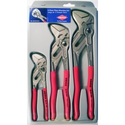 Grip On 3-Piece Plierswrench Set KNP002006S2