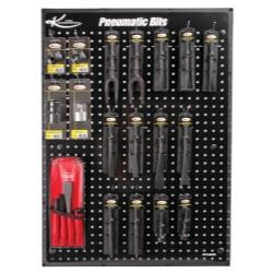 K Tool International Pneumatic Bits Display Board KTI0832