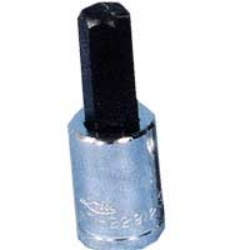 K Tool International 3/8in. Drive 1/8in. Hex Bit Socket KTI22904
