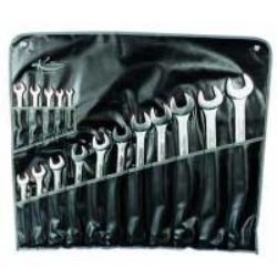 K Tool International 16 Piece Combination Wrench Set KTI41016