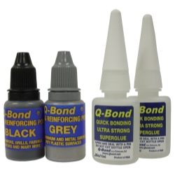 K Tool International Q-BOND Adhesive Kit KTI90002