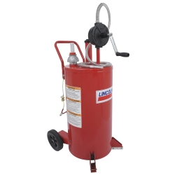 Lincoln 25 Gallon Fuel Caddy LIN3675