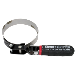 Lisle Large Swivel Gripper No Slip Filter Wrench LIS57040
