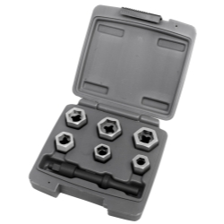 Lisle Seized Fastener Remover Set LIS60260