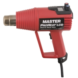 Master Appliance ProHeat LCD Dial-In Heat Gun MASPH-1400