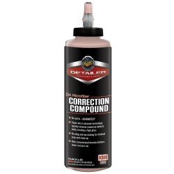 Meguiars DA Microfiber Correction Compound (16oz) MEGD30016