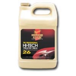 Meguiars 1 Gallon Hi-Tech Yellow Wax MEGM2601