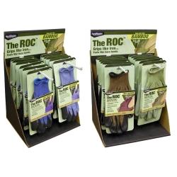 Magid ROC 45/40 Bamboo Glove Counter Display MGLCNTRBAM4