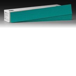 "3M™ 2-3/4"" x 17-1/2"" 100/Box Green Corps™ Production™ Resin Sheet MMM2220"