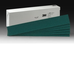 "3M™ 2-3/4"" x 17-1/2"" Green Corps™ Production™ Resin Sheet MMM2221"