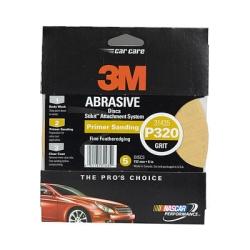 "3M™ 6"" Stikit™ Gold Disc 5 Discs per Pack - MMM31435"
