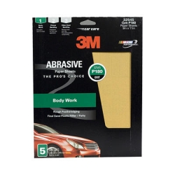 "3M™ 9"" x 11"" 5 Pack Production™ Resinite™ Gold Sheet MMM32545"