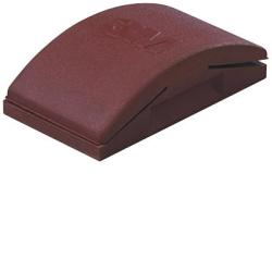 "3M™ Rubber Sanding Block, 2-3/4"" x 5"" MMM5519"