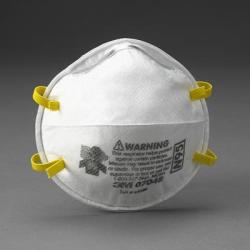 3M™ Particulate Respirator N95 20 per Box MMM7048