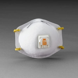 3M™ Particulate Respirator N95 10 Per Box MMM7185