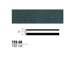 "3M™ Scotchcal™ Striping Tape, Light Charcoal Metallic, 5/16"" x 150' MMM723-50"