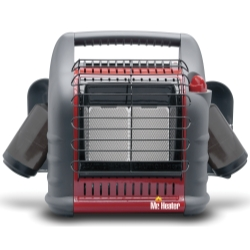 Mr. Heater Inc. F274865 - MRHF274865